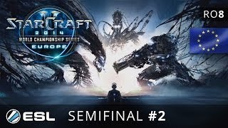 MMA vs. San - Semifinal Ro8 - WCS Europe 2014 Season 1 - StarCraft 2