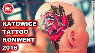 Katowice Tattoo Konwent 2018 by DOminik Pacholczyk | Projekt INK
