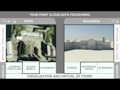 3D Data Prossesing  Software and Services