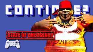 State of Emergency (PlayStation 2) -  Continue?