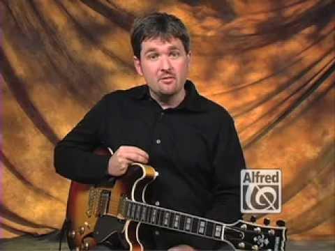 Guitar - Tom Dempsey - Theory for the Contemporary Guitarist: Dorian Blues