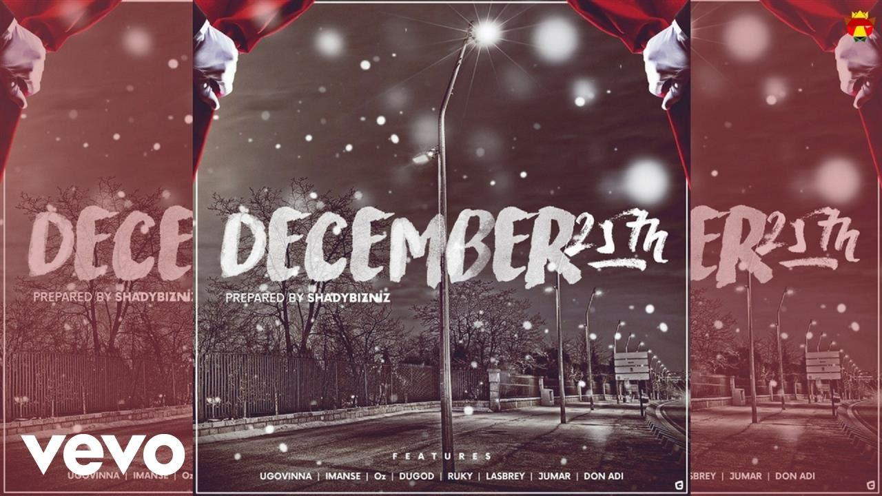 Download Shady Bizniz - Christmas Chicken (Hausa Edit) ft. Don Adi