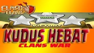 jin clash of clans ( KUDUS HEBAT )