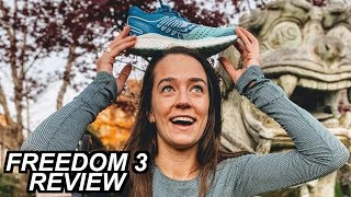 saucony Freedom 3 REVIEW  THE RUNNING SHOE OF 2020?