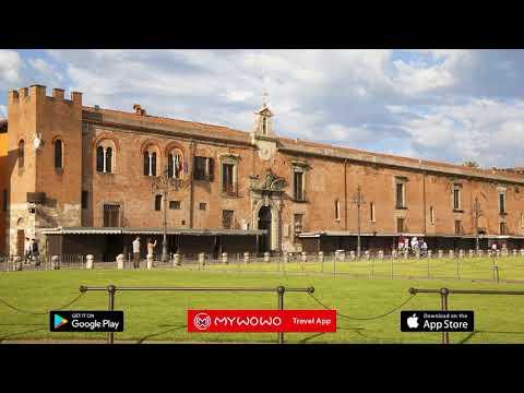 Piazza Dei Miracoli – Sinopias Museum – Pisa – Audio Guide – MyWoWo  Travel App