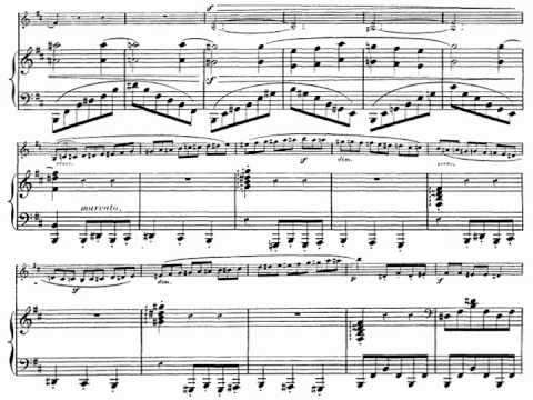 Rachel Barton+Patrick Sinozich SaintSaëns: Danse Macabre for Violin & Piano