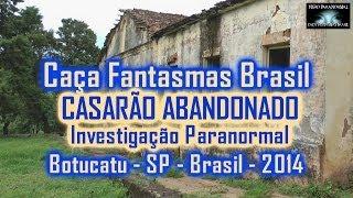 Fazenda Monte Selvagem Botucatu Caça Fantasmas Brasil