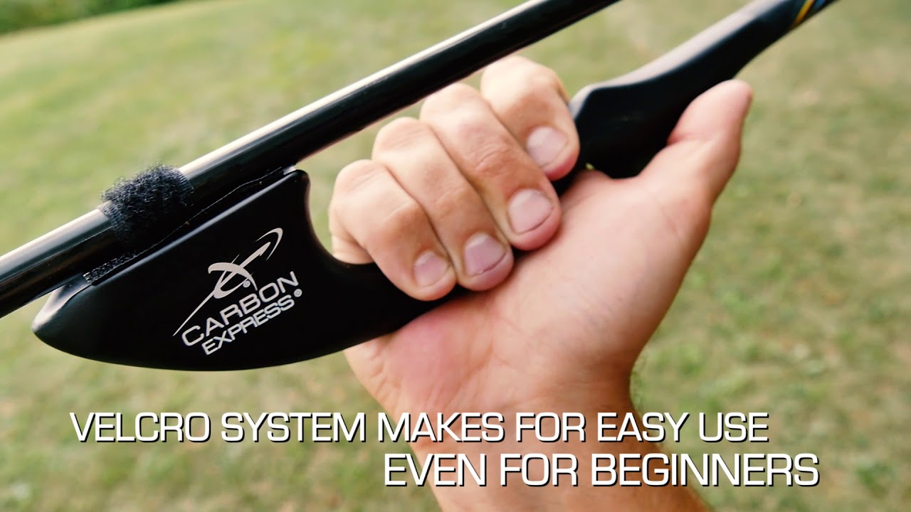 The NEW Atlatl from Carbon Express