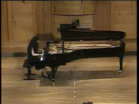 Lika Bibileishvili - Scarlatti  Sonata f minor K466
