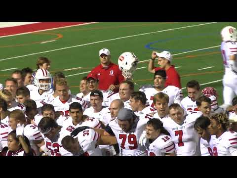 Grove CIty College Football vs Saint Vincent (End of Game)