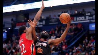 Houston Rockets vs New Orleans Pelicans  Full Game Highlights - 2019 NBA Season