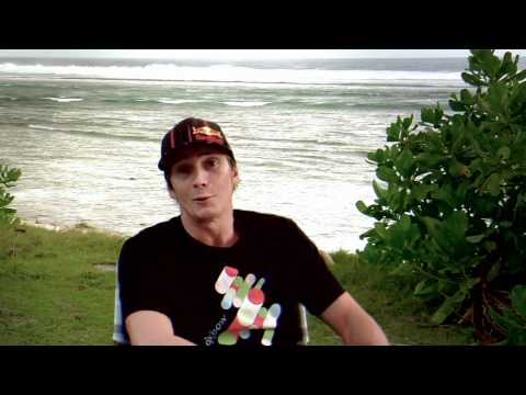 jason polakow on cocos islands 2010 b
