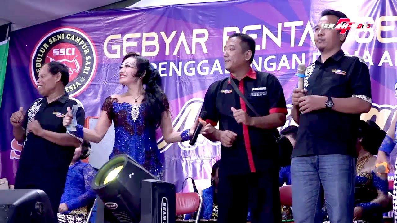 MANIS SRAGENAN Maryono Senja & EMY Campursari SSCI SEDULUR SENI CAMPURSARI INDONESIA