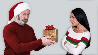 Divorced parents forced to exchange Secret Santa gifts