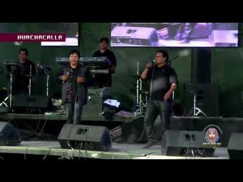 Eclipse en vivo 2015 -  Huachacalla  - Amor de contrabando -Noelia - La ladrona