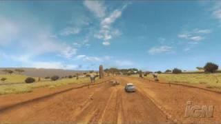 SEGA Rally Revo PlayStation 3 Trailer - Game Engine Trailer
