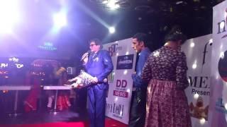 Amit Big B Delhi in FAMENTA Presents The Biggest Beauty Pageants in Delhi