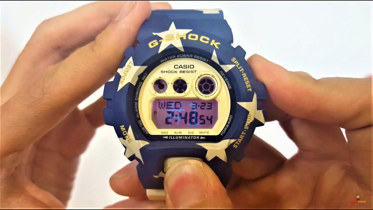 Casio G Shock Alife Collaboration Gd X6900al 2dr Young America Arc Gshock Rangeman Original Gw 9400 1adr Gw9400