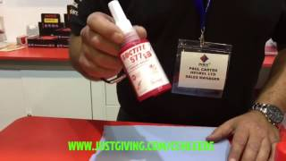 LOCTITE 577 HOW TO USE - Pipe sealant - Thread sealant - Paul Carter