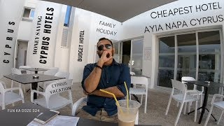 international student life in Cyprus 2019 The cheapest hotel