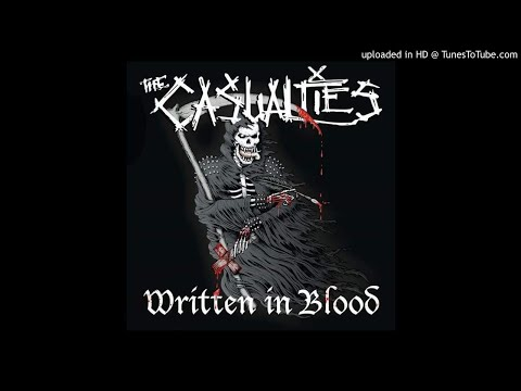 The Casualties - Lost