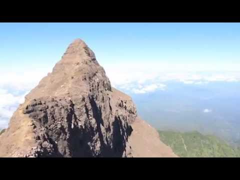 Puncak Sejati, Gunung Raung 3344 mdpl via kalibaru