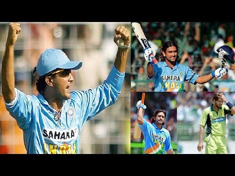 When Ganguly Recognized Dhonis Hidden Talent : A Star was Born on that Day | MASTERSTROKE OF GENIUS