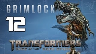 Transformers Rise of the Dark Spark Grimlock Walkthrough Parte 12 Gameplay Español PC/PS4/XboxOne