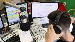 Medien: Radio und TV selber machen mit LUX aus Frankfurt