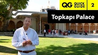 quick guide 2 what was topkapi palace how many ottoman sultans lived there what else was it for
