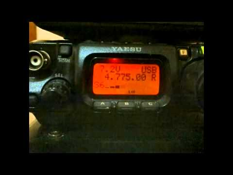 Trans World Radio (Manzini, Swaziland) in english - 4775 kHz
