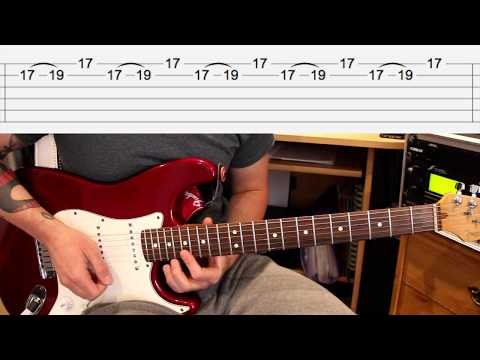 How To Play Free 'All Right Now' Guitar Solo