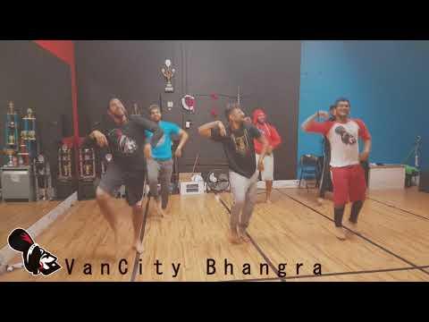 Mere Na Da Hashtag - Geeta Zaildar Ft. VanCity Bhangra