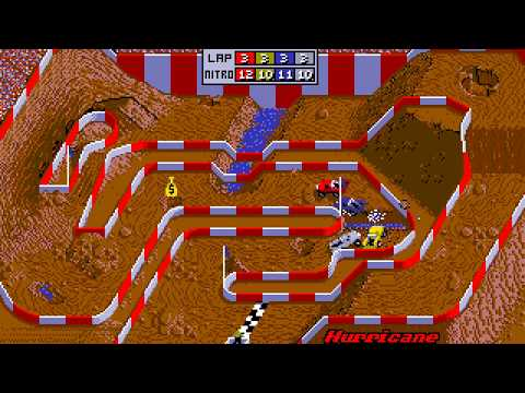 "Ivan ""Ironman"" Stewart's Super Off Road Longplay (Amiga) [50 FPS]"