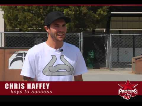 Chris Haffey interview - His keys to success