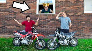 Фото MOST EPIC PIT BIKE GAME OF ALL TIME!