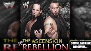 "WWE NXT: ""Rebellion"" (The Ascension) Theme Song + AE (Arena Effect)"