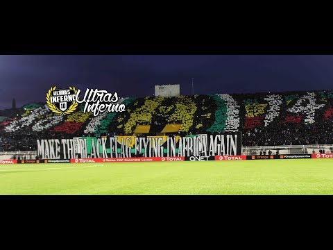 Making Of TIFO Match | ESS - MCA | 15/05/2018 ULTRAS INFERNO '10