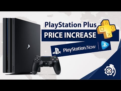 PlayStation Plus Price Increase | PS+ and Playstation Now to unite? (Europe, Australia, New Zealand)