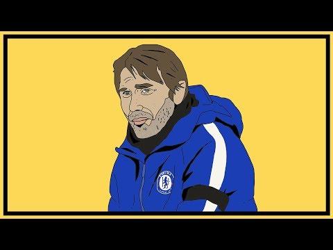 Tactics Explained | Antonio Conte & Chelsea's 3-4-3 System