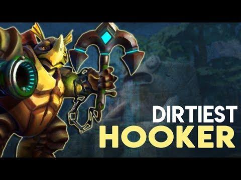 The Dirtiest Makoa Hooks | Paladins Funny Moments