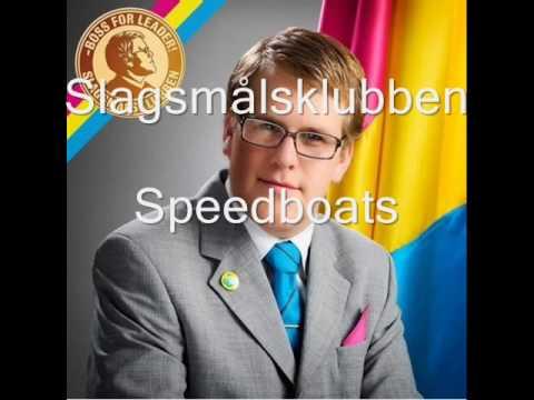 Slagsmålsklubben - Speedboats