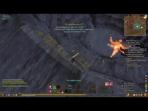 Everquest 2 Warlock gameplay
