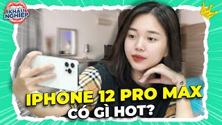 Open box new Iphone 12, sit and talk with you | LIKE EXPORTING