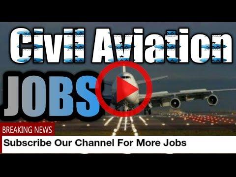 Civil aviation jobs in Civil Aviation Authority By Sarkari Nokri