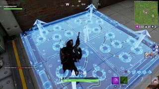 Biggest bug of the Fortnite Battle Royale-Indestructible floor