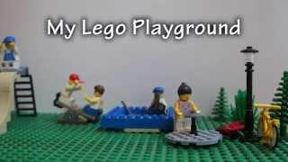 Lego Moc Playground