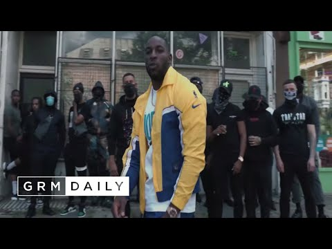 Dotty Stax - 10 Man [Music Video] | GRM Daily