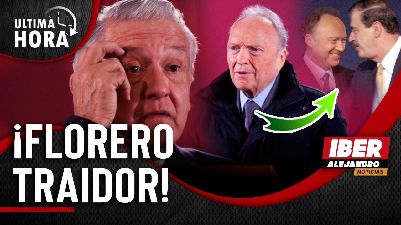 ÚLTIMO MINUTO! TRISTE NOTICIA PARA AMLO, ACUSAN A GERTZ FLORERO DE PACTAR CON LOS MALOS Y ADEMÁS....