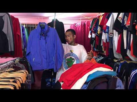 Giới Thiệu Áo Khoác Jacket Tại Homiesgangz Shopping